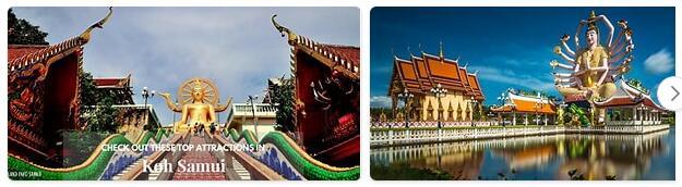 Koh Samui Attractions