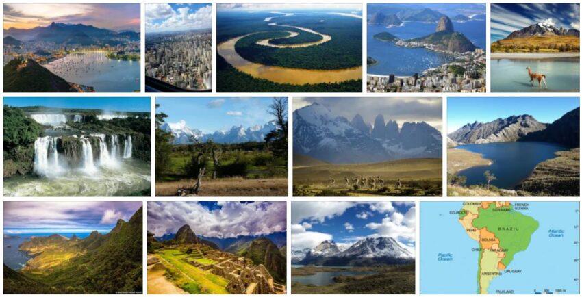 South America Geology