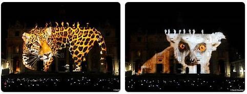 Vatican City Native Animals