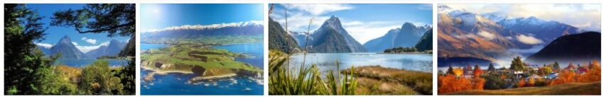 Attractions in New Zealand