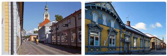 City of Rauma (World Heritage)